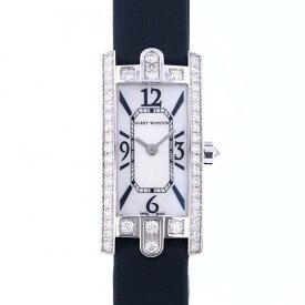 ハリー・ウィンストン HARRY WINSTON アヴェニュー C ミニ AVCQHM16WW024 ホワイト文字盤 新品 腕時計 レディース