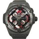 ウブロ HUBLOT キングパワー ウニコ GMT セラミック 771.CI.1170.RX ブラック文字盤 メンズ 腕時計 【新品】
