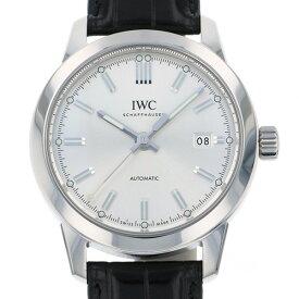 【ポイントバックセール 3%ポイント還元】 IWC IWC インヂュニア IW357001 シルバー文字盤 メンズ 腕時計 【新品】