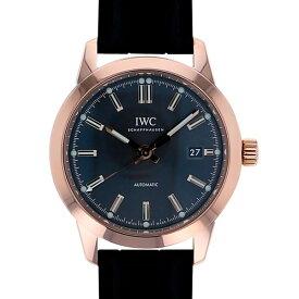 【ポイントバックセール 3%ポイント還元】 IWC IWC インヂュニア オートマティック IW357003 ブラック文字盤 メンズ 腕時計 【新品】