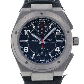 【ポイントバックセール 3%ポイント還元】 IWC IWC インヂュニア クロノグラフAMG IW372504 ブラック文字盤 メンズ 腕時計 【中古】