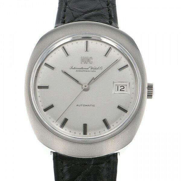 IWC IWC オールドインター シルバー文字盤 メンズ 腕時計 【アンティーク】