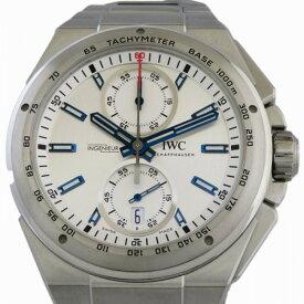 【ポイントバックセール 3%ポイント還元】 IWC IWC インヂュニア クロノグラフ レーサー IW378510 シルバー文字盤 メンズ 腕時計 【新品】