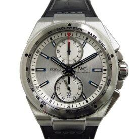 【ポイントバックセール 3%ポイント還元】 IWC IWC インヂュニア クロノグラフレーサー IW378509 シルバー文字盤 メンズ 腕時計 【中古】