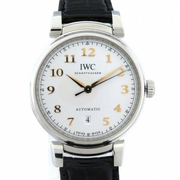 IWC IWC ダ・ヴィンチ オートマティック IW356601 ホワイト文字盤 メンズ 腕時計 【新品】