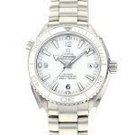 オメガ OMEGA シーマスター 600 プラネットオーシャン 232.30.42.21.04.001 ホワイト文字盤 新品 腕時計 メンズ