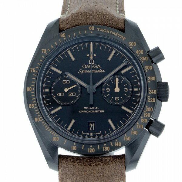 オメガ OMEGA スピードマスター ムーンウォッチ ヴィンテージブラック 311.92.44.51.01.006 ブラック文字盤 メンズ 腕時計 【新品】