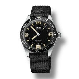【ポイントバックセール 3%ポイント還元】 オリス ORIS ダイバーズ 65 733 7707 4064R ブラック文字盤 メンズ 腕時計 【新品】