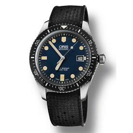 【ポイントバックセール 3%ポイント還元】 オリス ORIS ダイバーズ 65 733 7720 4055R ネイビー文字盤 メンズ 腕時計 【新品】