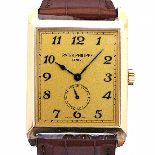 パテック・フィリップ PATEK PHILIPPE その他 ゴンドーロ 5109R-001 ピンクゴールド文字盤 メンズ 腕時計 【中古】