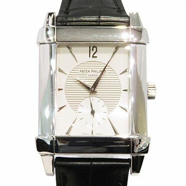 パテック・フィリップ PATEK PHILIPPE その他 ゴンドーロ 5111G-001 シルバー文字盤 メンズ 腕時計 【中古】