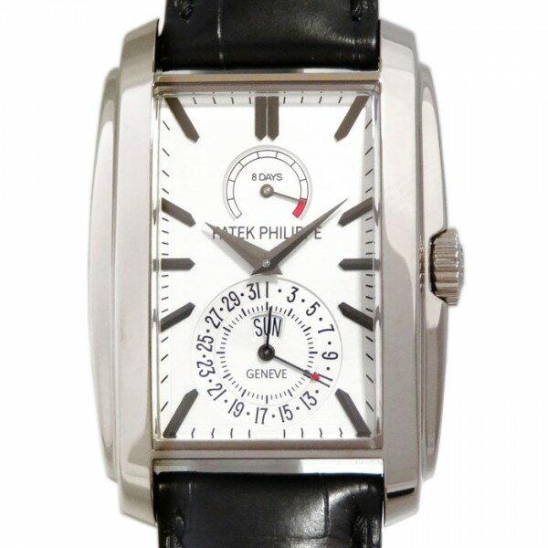 パテック・フィリップ PATEK PHILIPPE その他 ゴンドーロ 5200G-010 ホワイト文字盤 メンズ 腕時計 【新品】