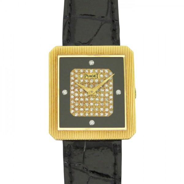 ピアジェ PIAGET その他 プロトコール - ブラック文字盤 レディース 腕時計 【アンティーク】