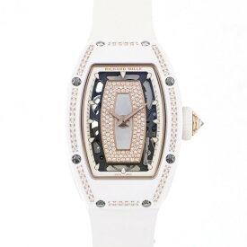 リシャール・ミル RICHARD MILLE その他 RM07-01 ゴールド文字盤 レディース 腕時計 【新品】