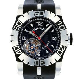 ロジェ・デュブイ ROGER DUBUIS イージーダイバー トゥールビダイバー 世界限定88本 RDDBSE0181 ブラック文字盤 新品 腕時計 メンズ