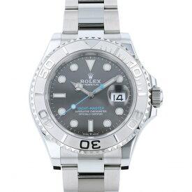 ロレックス ROLEX ヨットマスター 40 126622 ダークロジウム文字盤 新品 腕時計 メンズ