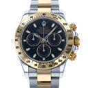 ロレックス ROLEX デイトナ 116523 ブラック文字盤 メンズ 腕時計 【中古】