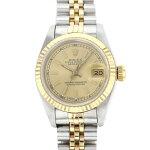 ロレックス ROLEX デイトジャスト 69173 中古 腕時計 レディース