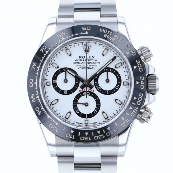 ロレックス ROLEX デイトナ 116500LN ホワイト文字盤 メンズ 腕時計 【中古】