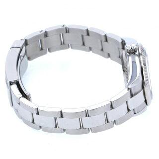 ロレックスROLEXデイトジャスト28279174NGホワイト文字盤レディース腕時計【中古】