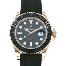 ロレックス ROLEX ヨットマスター 40 126655 ブラック文字盤 新品 腕時計 メンズ