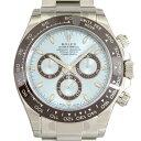 ロレックス ROLEX コスモグラフ デイトナ 116506 アイスブルー文字盤 メンズ 腕時計 【新品】