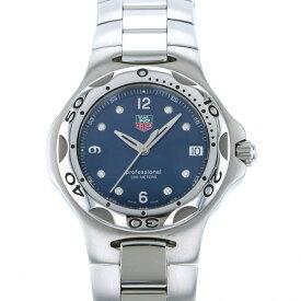 タグ・ホイヤー TAG HEUER その他 キリウム WL-1113 ブルー文字盤 メンズ 腕時計 【中古】