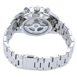 タグ・ホイヤーTAGHEUERカレラクロノグラフキャリバー1887CAR2115.BA0724ブルー文字盤メンズ腕時計【中古】