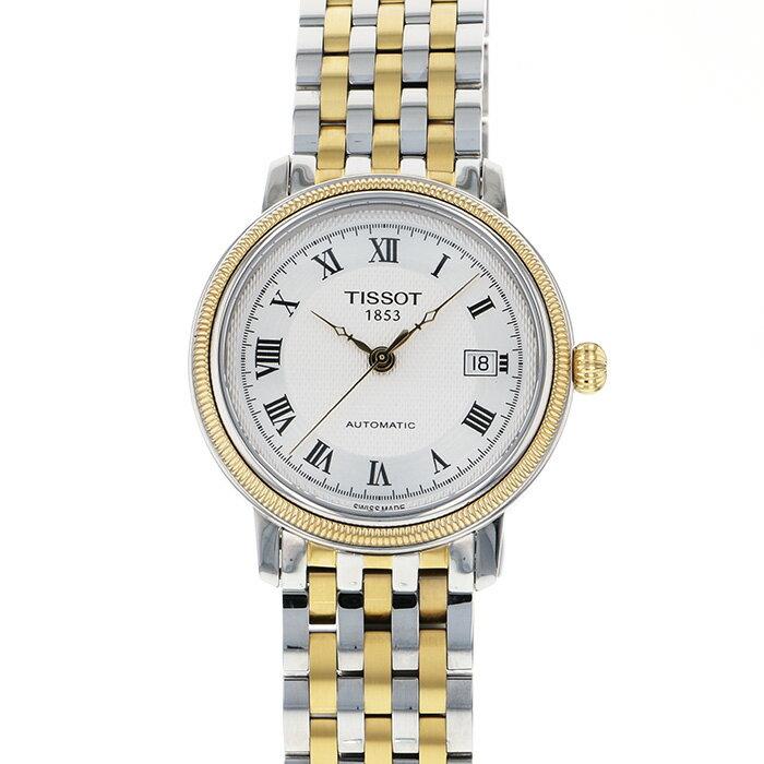 ティソ TISSOT ブリッジポート T045.407.22.033.00 ホワイト文字盤 メンズ 腕時計 【新品】