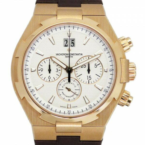 ヴァシュロン・コンスタンタン VACHERON CONSTANTIN オーバーシーズ クロノグラフ 49150/000R-9454 シルバー文字盤 メンズ 腕時計 【新品】