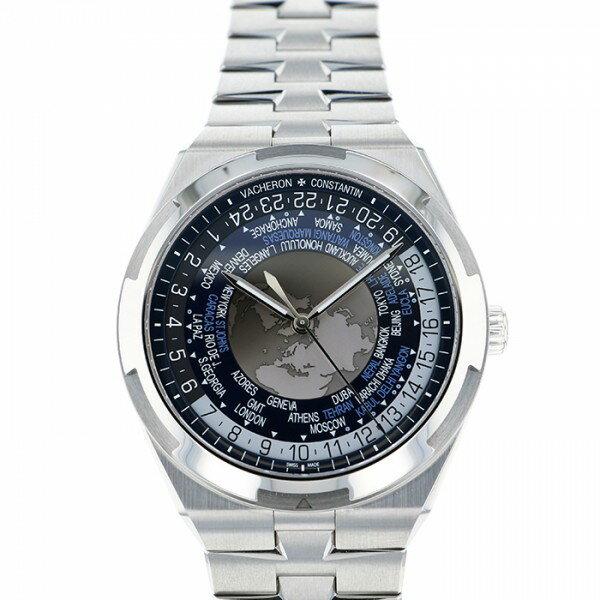 ヴァシュロン・コンスタンタン VACHERON CONSTANTIN オーバーシーズ ワールドタイム 7700V/110A-B172 ブルー文字盤 メンズ 腕時計 【新品】