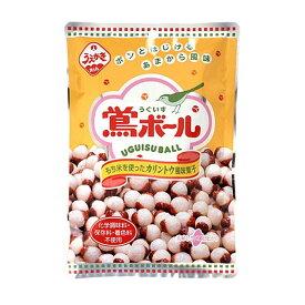 (本州送料無料) 植垣米菓 鴬ボール 80g 20入
