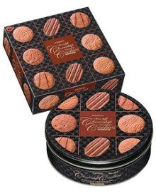 (本州一部送料無料) ブルボン ミニギフト チョコチップクッキー缶 4入 。