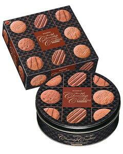 (本州送料無料) ブルボン ミニギフト チョコチップクッキー缶 (4×2)8入 (ケース販売)
