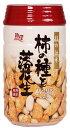 (本州一部送料無料) 龍屋物産  柿の種と落花生 24入(自販機用/おつまみ)