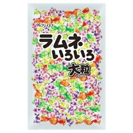 (本州送料無料) 春日井 750g ラムネいろいろ 10入 (Y12)(ケース販売)