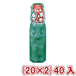 (本州送料無料) 森永 ラムネ (20×2) 40入 (Y80)