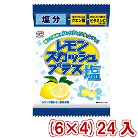 (本州送料無料) 不二家 105g レモンスカッシュキャンディ プラス 塩 (6×4)24入 (Y10)