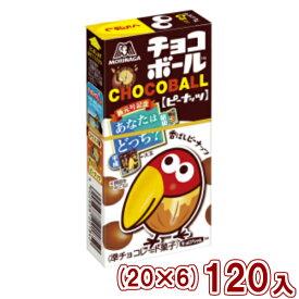 (本州一部送料無料)森永 チョコボール ピーナッツ (20×6)120入 (Y80)#