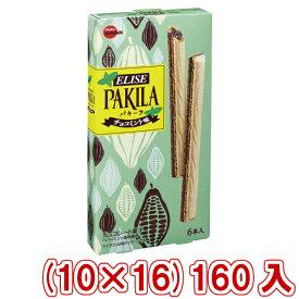 (本州一部送料無料) ブルボン パキーラ チョコミント (10×16)160入 (Y12)#。