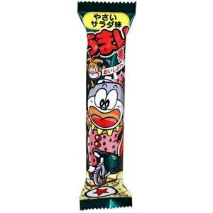 (本州送料無料) やおきん うまい棒 やさいサラダ味 (30×10)300入