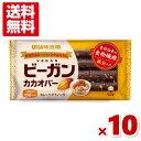 (メール便全国送料無料) 味覚糖 ビーガンカカオバー フルーツグラノーラ 10入 (ポイント消化) (np)