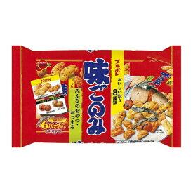 (本州送料無料) ブルボン 味ごのみファミリー 12入