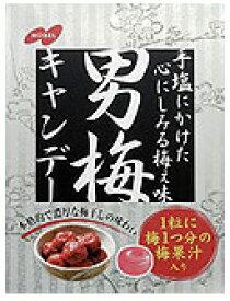 (本州一部送料無料) ノーベル 男梅キャンデー (6×2)12入 。