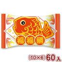 (本州送料無料) 名糖 福福鯛チョコレート(10×6)60入