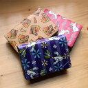 名刺 カード ケース( うさぎ 小鳥 猫 柄) 名刺ケース カードケース 名刺入れ