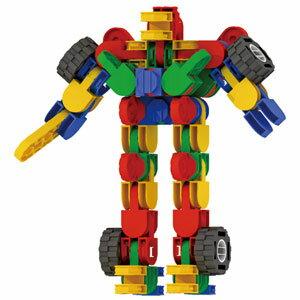 自由に折り曲げて回転できる知育玩具「アイリンゴ」【188ピース】【代引き手数料無料】 【送料無料】