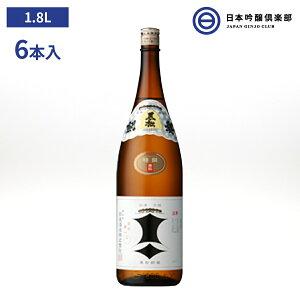 日本酒 黒松剣菱 特選 1800ml 1.8L 6本 瓶 剣菱酒造 兵庫県 酒 米の豊潤な味わい 買い回り