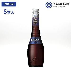 アサヒ ボルス ブルーベリー 700ml 6本