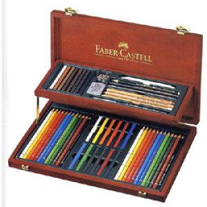 Faber-Castell ファーバーカステル アート&グラフィックコレクション 色鉛筆 12色 トリプルセット